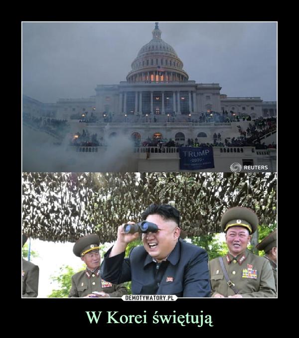 W Korei świętują –