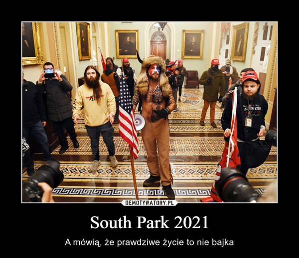 South Park 2021 – A mówią, że prawdziwe życie to nie bajka