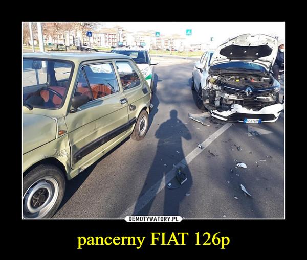 pancerny FIAT 126p –